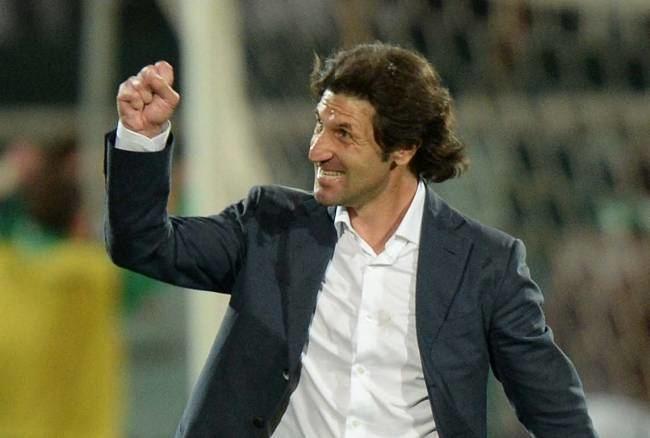 Massimo Rastelli Rastelli verso la panchina del Cagliari accordo con