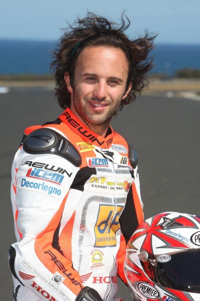 Massimo Roccoli SUPERSPORT ROUND AUSTRALIA MASSIMO ROCCOLI E39 CARICO PER