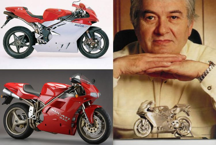 Massimo Tamburini Maestro Massimo Tamburini Drive Automotive Design