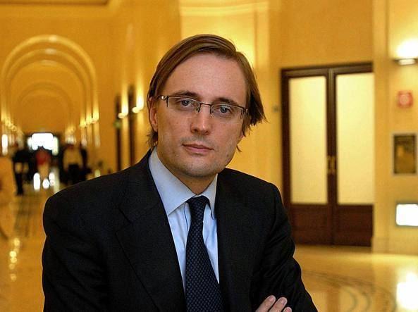 Massimo Tononi Montepaschi sceglie Tononi per il dopoProfumo Corriereit
