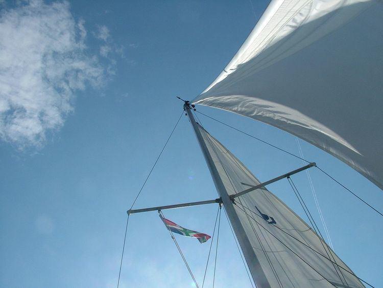 Mast (sailing)