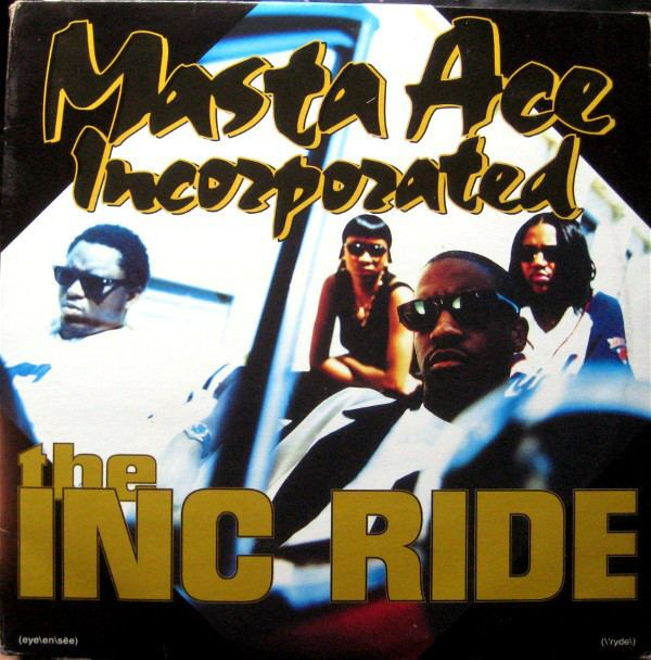 Masta Ace Incorporated Masta Ace Incorporated The INC Ride Vinyl at Discogs