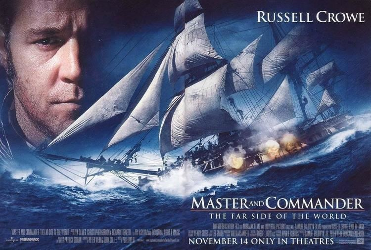 Master and Commander: The Far Side of the World - Alchetron, the ...