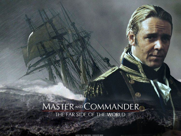Master and Commander: The Far Side of the World movie scenes Master and Commander is the best science fiction adventure flick to ever hit the big screen Director Peter Weir creates an exciting sense of adventure