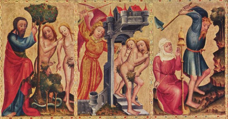 Master Bertram The Athenaeum Grabower Altar PetriAltarpiece Master
