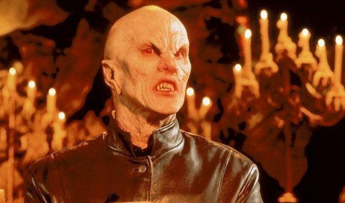 Master (Buffy the Vampire Slayer) Buffy the Vampire Slayer Big Bad Theory Part 1 There39s No Time