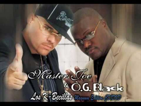 Master Joe & O.G. Black og black y master joe YouTube