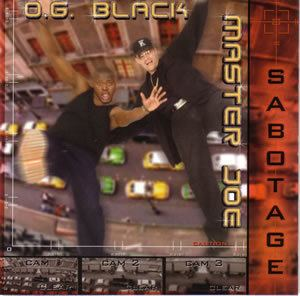 Master Joe & O.G. Black Sabotage Master Joe amp OG Black