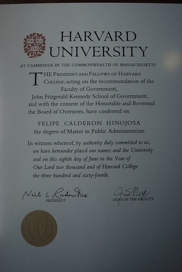 Master of Public Administration