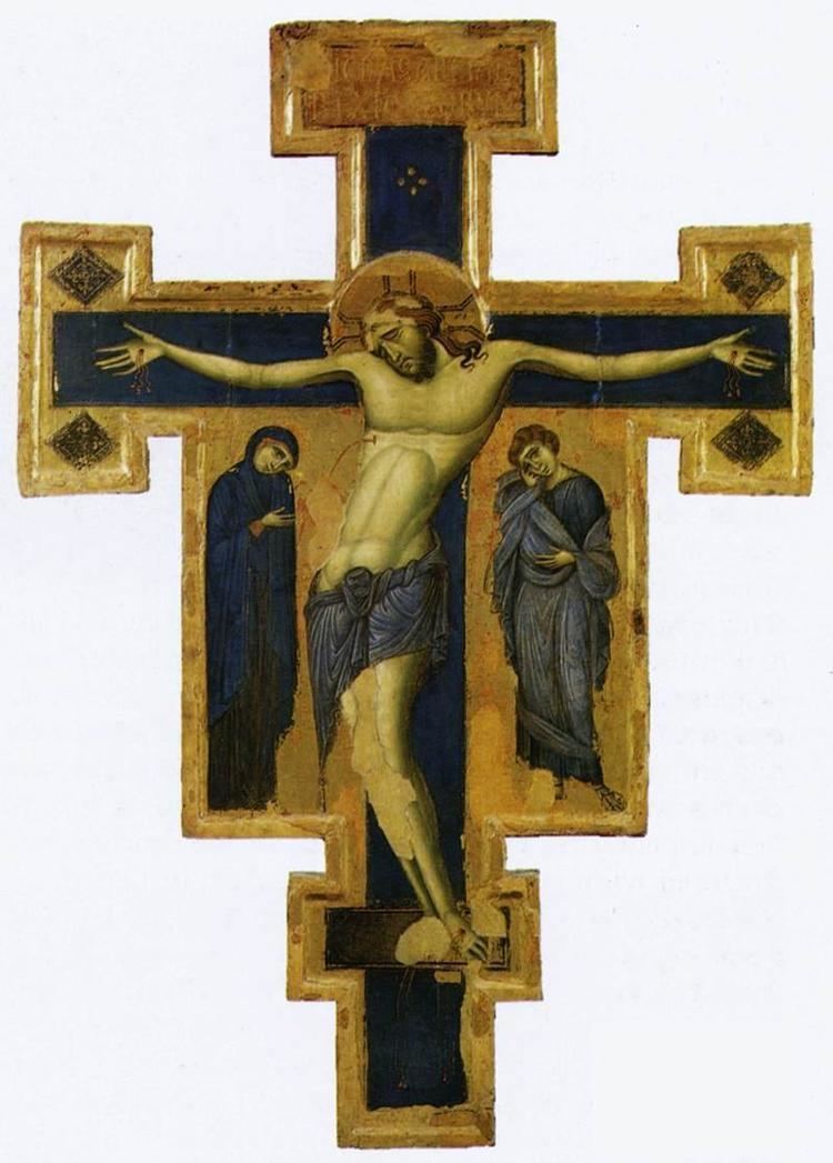 Master of the Blue Crucifixes