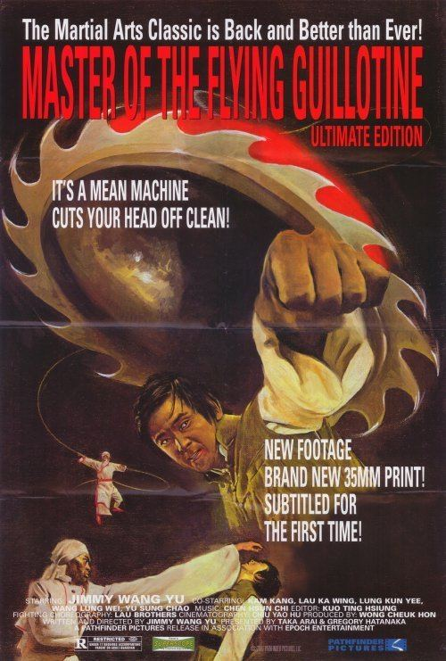 Master of the Flying Guillotine Master of the Flying Guillotine Martial Arts Action Movies com