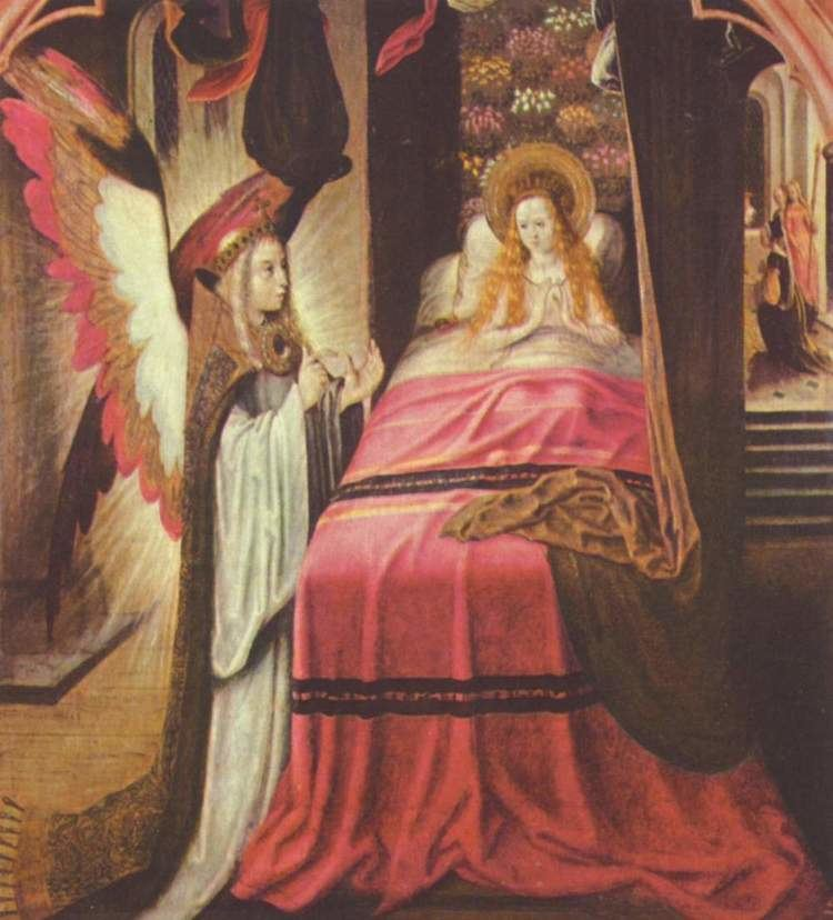 Master of the legend of St. Ursula (Cologne)