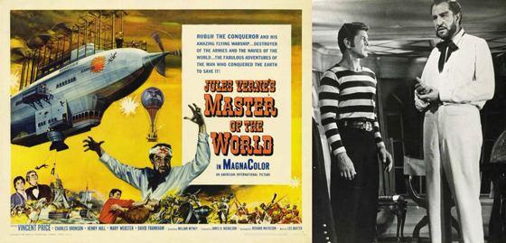 Master of the World (1961 film) Master of the World 1961 film Alchetron the free social