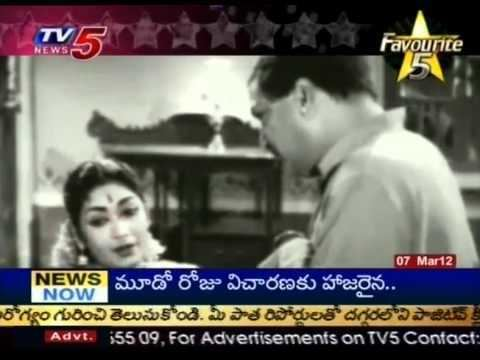 Master Venu Tollywood Classical Music Director Master Venu TV5 Part 04 YouTube