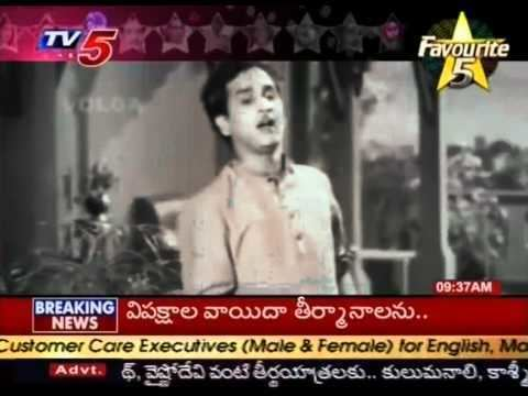 Master Venu Tollywood Classical Music Director Master Venu TV5 Part 02 YouTube