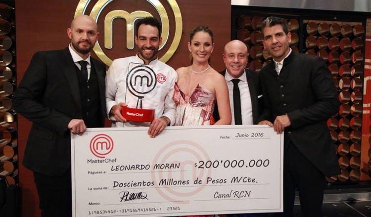 MasterChef Colombia Masterchef Colombia Leonardo Morn gana la segunda temporada