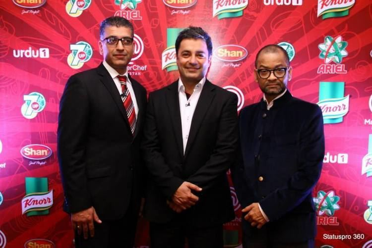 MasterChef Pakistan MasterChef Pakistan Nominated For Asian Television Awards