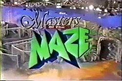 Masters of the Maze Masters of the Maze Wikipedia