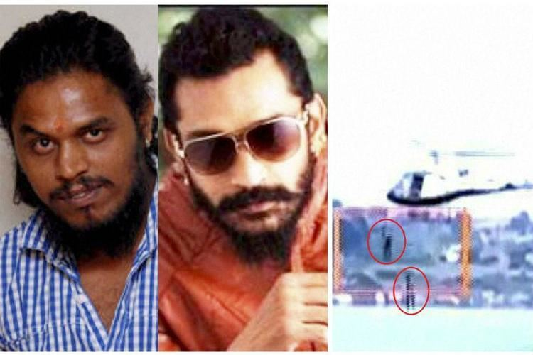 Masti Gudi Kannada Actor Stuntman Drown as 39Masti Gudi39 Film Stunt Goes Wrong