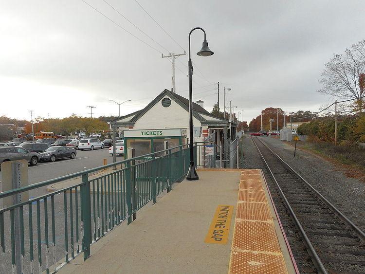 Mastic–Shirley (LIRR station)