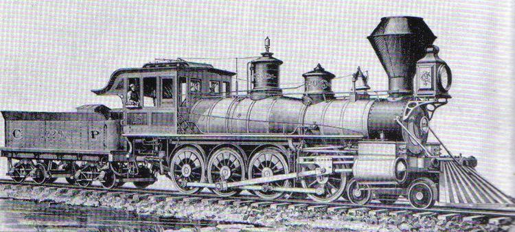 Mastodon (steam locomotive)