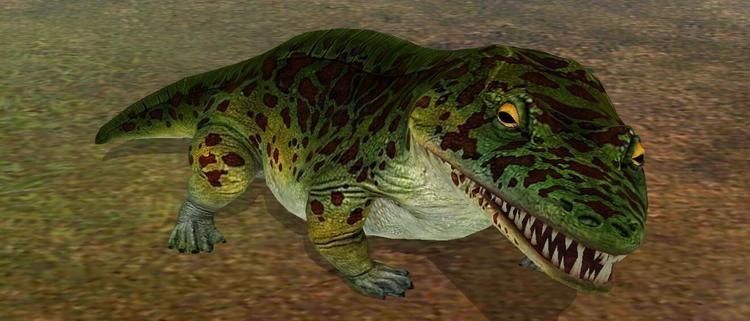 Mastodonsaurus Mastodonsaurus Stats
