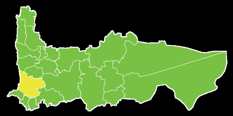 Masyaf Subdistrict