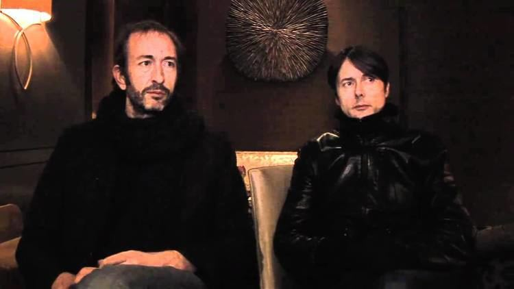 Mat Osman Interview with Suede Brett Anderson and Mat Osman part