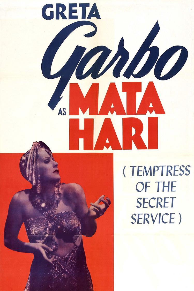 Mata Hari (1931 film) wwwgstaticcomtvthumbmovieposters1098p1098p