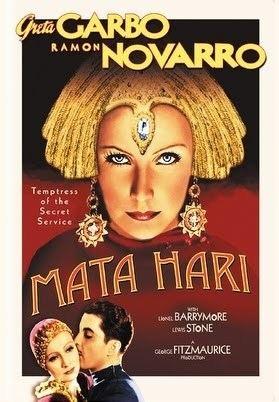 Mata Hari (1931 film) Mata Hari 1931 clip with Greta Garbo and Ramon Novarro YouTube