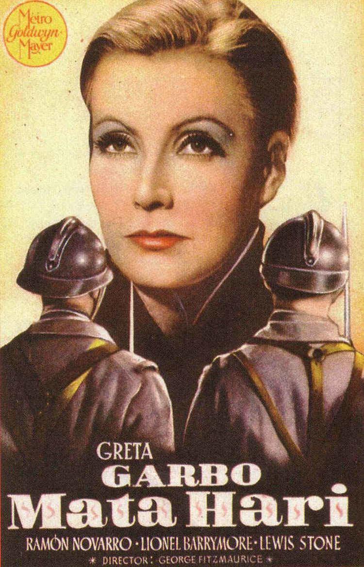 Mata Hari (1931 film) Mata Hari 1931 Favourite Movies Pinterest Mata hari