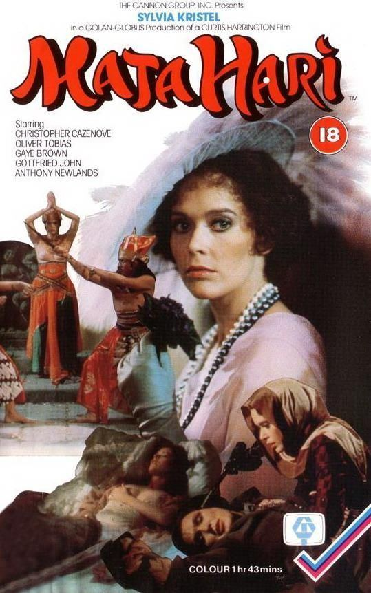Mata Hari (1985 film) De 20 bsta iderna om Mata Hari 1985 p Pinterest Flappers och
