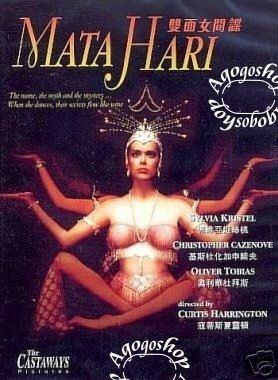 Mata Hari (1985 film) 80 best MATA HARI images on Pinterest Vintage photos Vintage