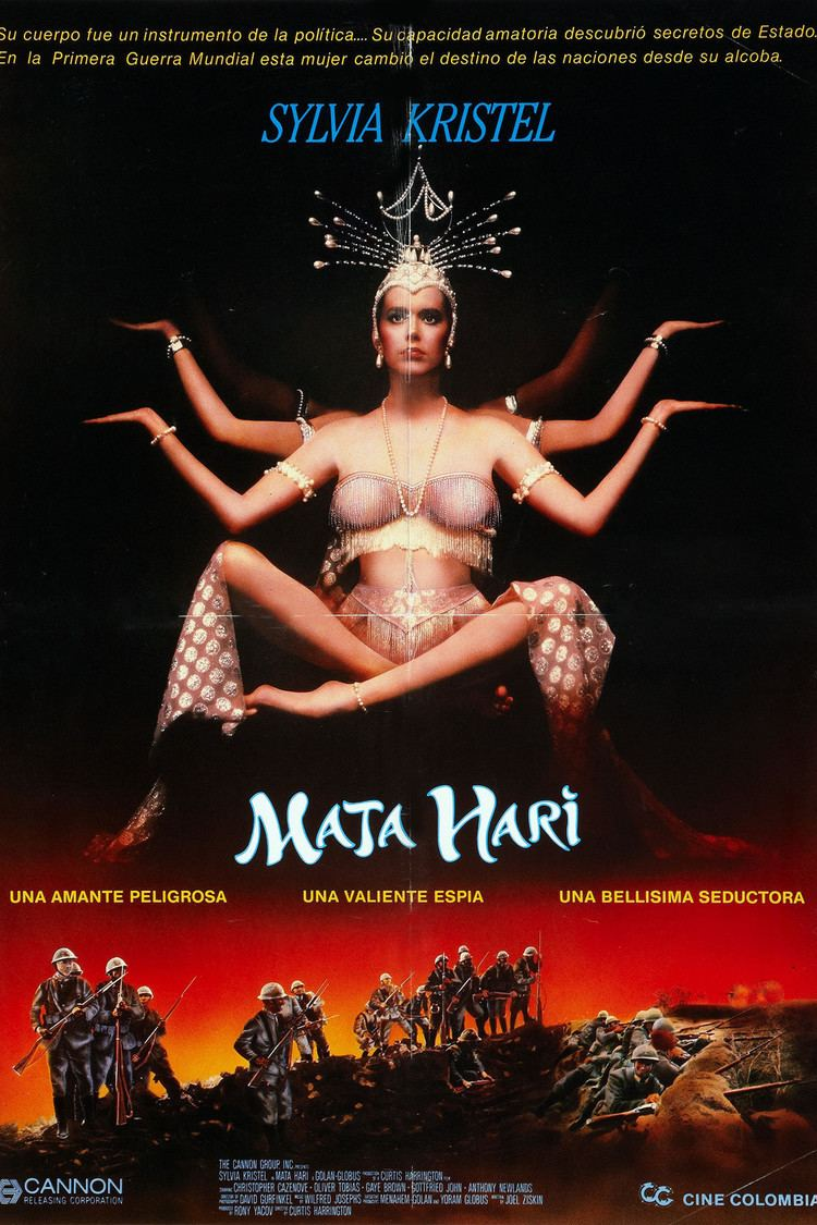 Mata Hari (1985 film) wwwgstaticcomtvthumbmovieposters47603p47603