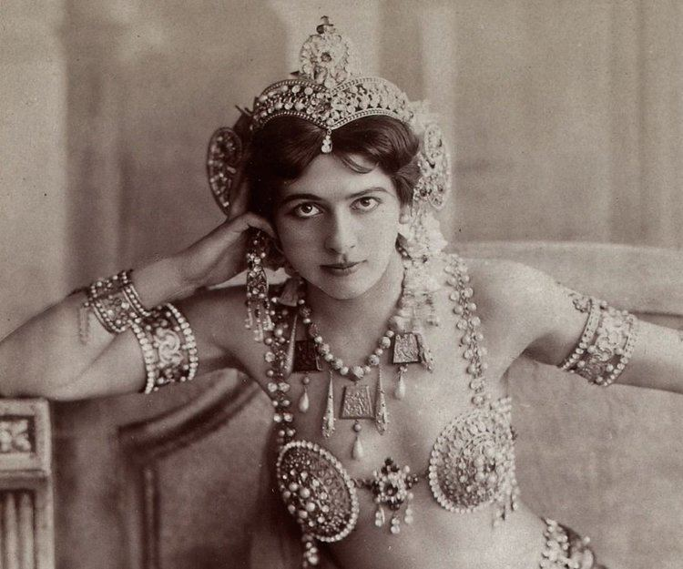 Mata Hari Mata Hari Biography Childhood Life Achievements amp Timeline