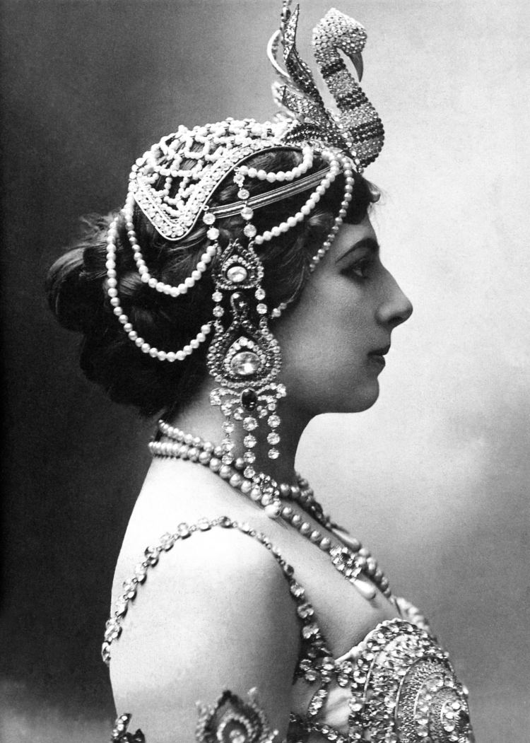 Mata Hari Mata Hari Wikipedia the free encyclopedia