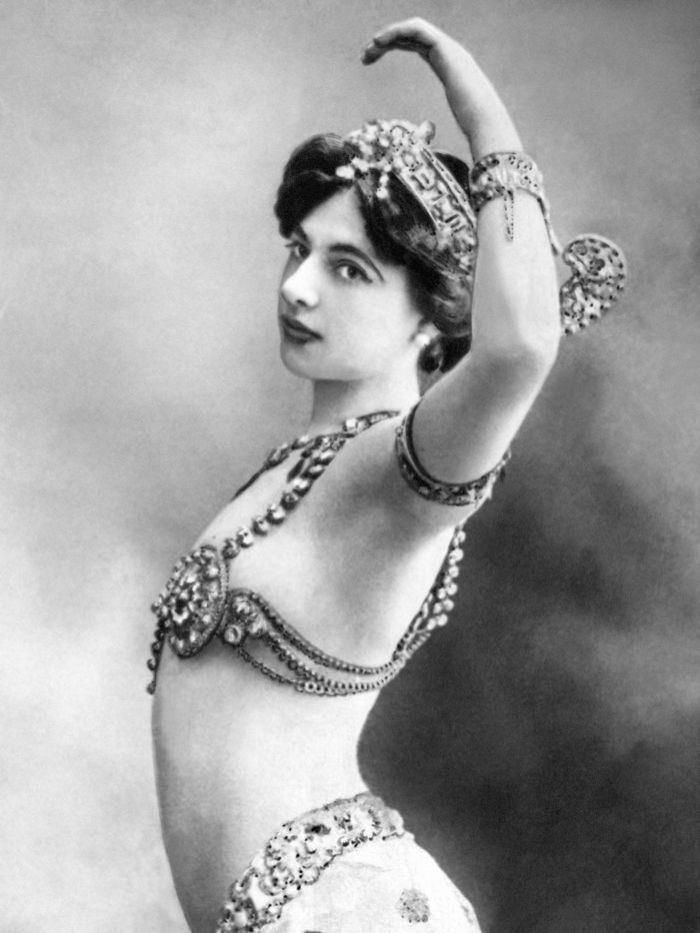 Mata Hari Mata Hari birthplace in the Netherlands gutted by fire