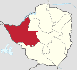 Matabeleland North Province Wikipedia