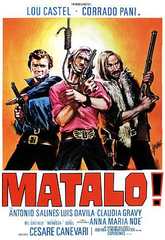 Matalo! Matalo 1970 Once Upon a Time in a Western