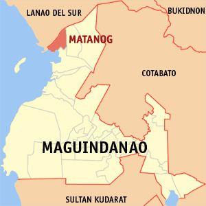 Matanog, Maguindanao