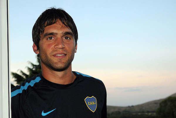 Matias Caruzzo Caruzzo quotEs algo hermosoquot TodoBoca Boca Juniors