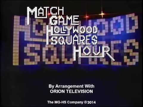 Match Game-Hollywood Squares Hour httpsiytimgcomvidjUKf6FvWvEhqdefaultjpg