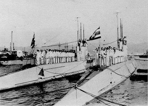 Matchanu-class submarine