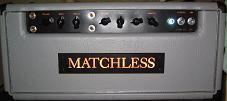 Matchless Amplifiers