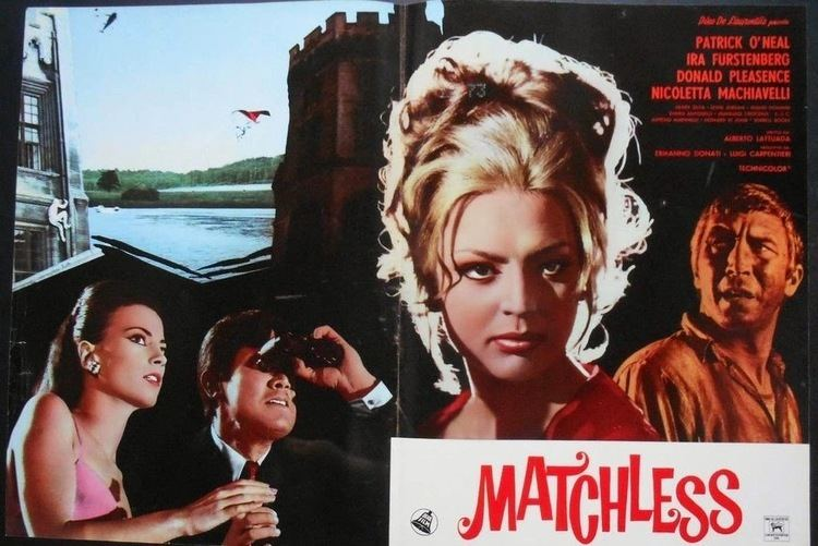 Matchless (film) SUPERNATURAL THEATER MATCHLESS MASTER STROKE ATTACK OF THE ROBOTS