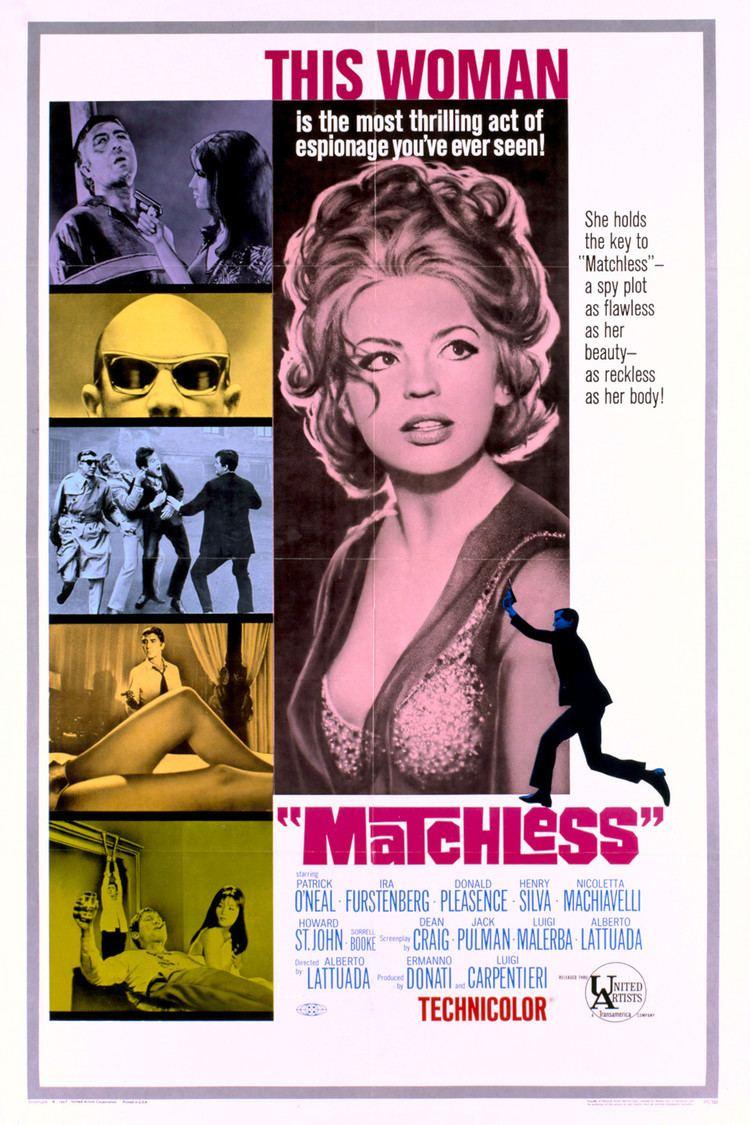 Matchless (film) wwwgstaticcomtvthumbmovieposters3863p3863p