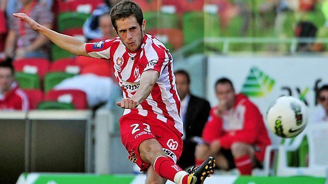 Mate Dugandzic Melbourne Heart39s Mate Dugandzic to miss rest of ALeague