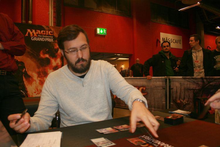 Matej Zatlkaj ROUND 14 FEATURE MATCH MAGIC THE GATHERING