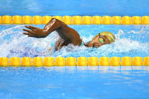 Matelita Buadromo Matelita Buadromo Photos Photos Swimming Olympics Day 3 Zimbio