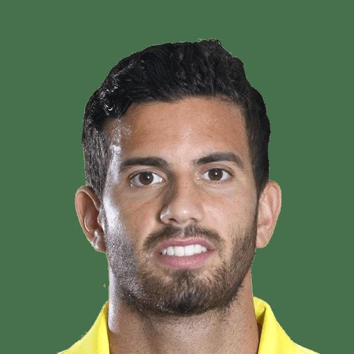 Mateo Musacchio Mateo Musacchio 74 rating FIFA 14 Career Mode Player